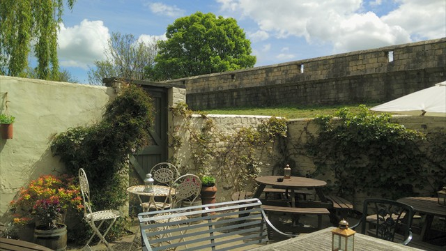 The Phoenix Inn Beer Garden